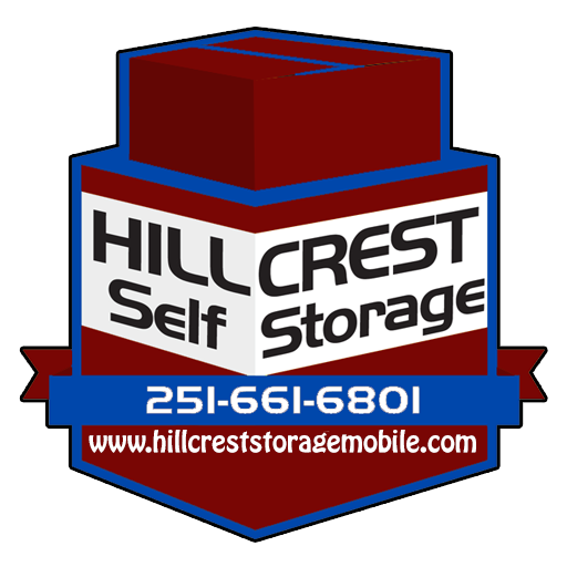 Hillcrest Self Storage Logo